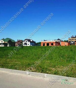 Киевское ш. 29 км от МКАД, Мартемьяново, Участок 9.76 сот. - Фото 1