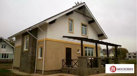 Дом 171 кв.м. по Калужскому шоссе, 40 км от МКАД, ремонт под ключ, газ - Фото 4