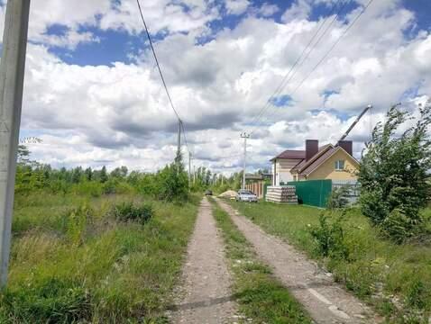 Продажа: участок 10 соток, село Бабяково свет, газ - Фото 3