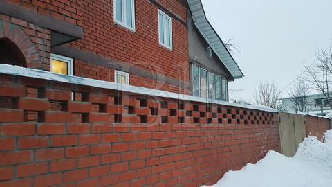 Большой теплый кирпичный 4-х-этажный семейный дом 200 м2 с ровным . - Фото 1