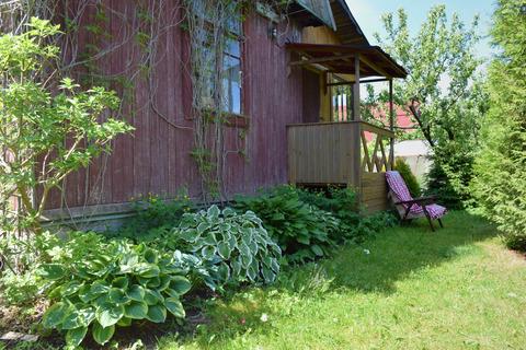 Продается ухоженный дачный участок С домом, баней, теплицей И колодцем - Фото 5