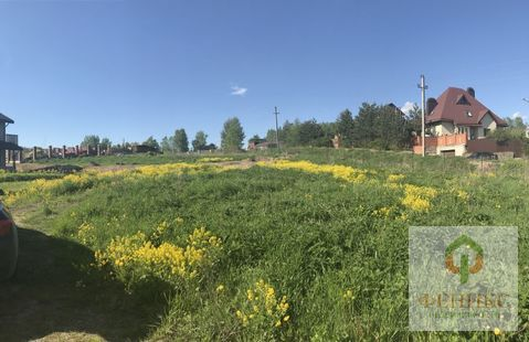 Участок в дер. Бор Всеволожского р-на - Фото 2