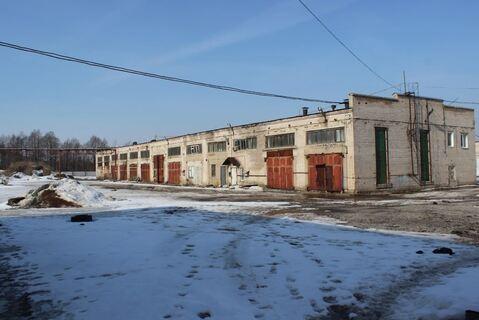 Продаю промышленную площадку 5700 кв.м на 3 га. - Фото 4
