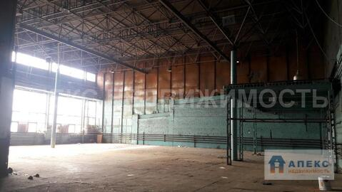 Аренда помещения пл. 1030 м2 под производство, склад, м. Семеновская . - Фото 2