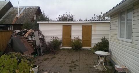 Продается 2х-этажный дом 90 кв.м. на участке 8 соток, Рузский р-н д.Бо - Фото 4