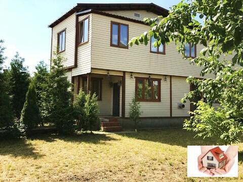 Продам 2 дома по 120кв.м. на 6 сот. Каширское шоссе 3 км от МКАД - Фото 4