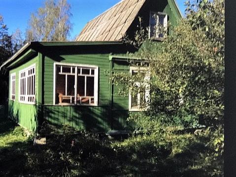 Дача в 15 км от м. Саларьево. Лесной участок. Городская ифраструктура - Фото 1