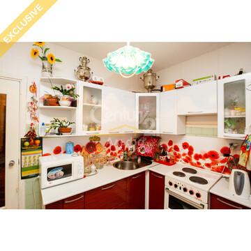 Продается уютная квартира на ул. Гвардейская, д. 11, Купить квартиру в Петрозаводске по недорогой цене, ID объекта - 321730667 - Фото 1