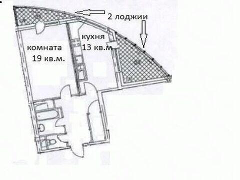 Продажа квартиры, м. Академическая, Ул. Шверника - Фото 2