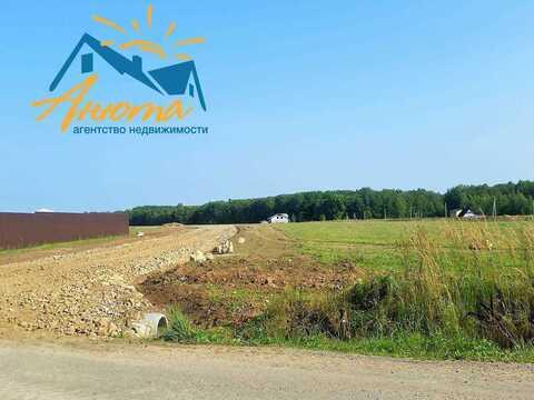 Продается земельный участок ИЖС на границе с Новой Москвой - Фото 1