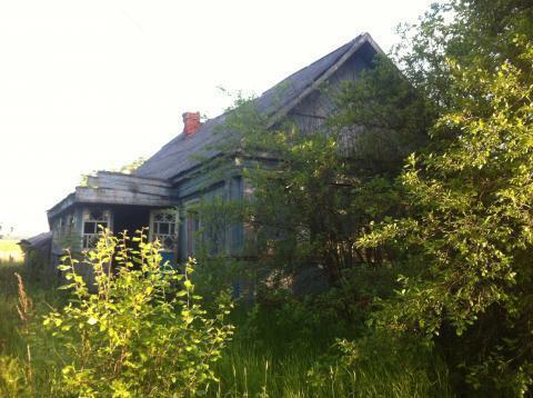 Старый бревенчатый дом на 18 сотках, Рузский район, 80 км. от МКАД - Фото 2