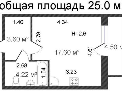 Продажа квартиры, Купить квартиру в Калуге по недорогой цене, ID объекта - 319812754 - Фото 1