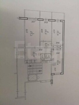 Продам 3к квартиру на Адриена Лежена 5 а, Купить квартиру в Новосибирске по недорогой цене, ID объекта - 323055304 - Фото 1