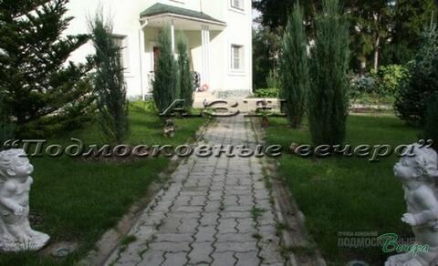 Новорижское ш. 21 км от МКАД, Тимошкино, Коттедж 550 кв. м - Фото 1