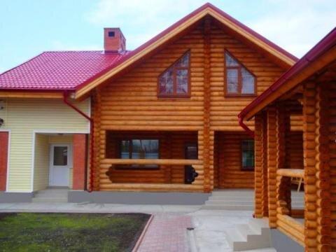 """Коттедж """"Уютный дворик"""" в Новосибирске посуточно - Фото 1"""