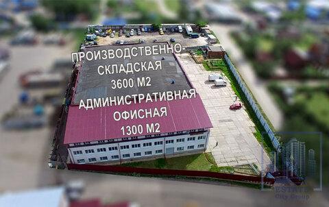 Производственно-складской комплекс Истринский район, с/пос. Ермолинско - Фото 4
