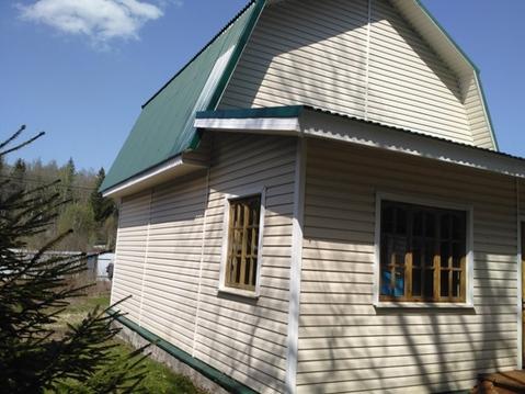 Дом из бруса на 6 сотках вблизи д. Макеиха, Рузский район - Фото 3
