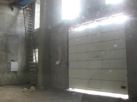 Склад-производство 780м2 + офис 50м2, h-13м в Стрельне - Фото 3
