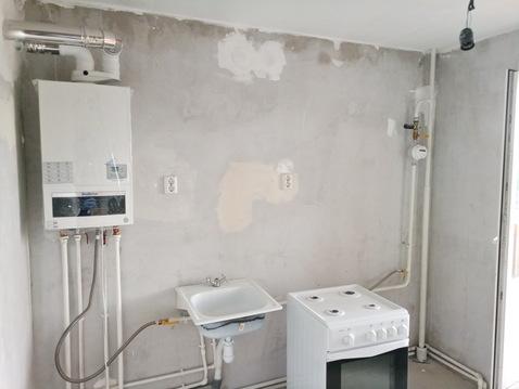 1-комнатная квартира Заволгой с Индивидуальным отоплением - Фото 5