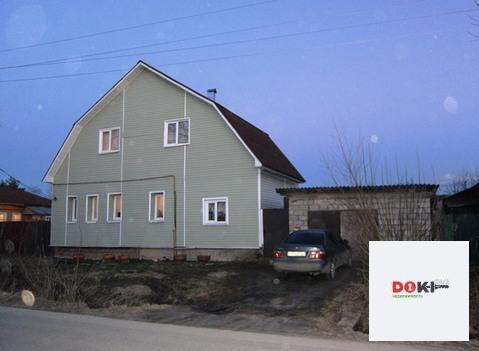 Продается дом 100 кв.м в черте города - Фото 1