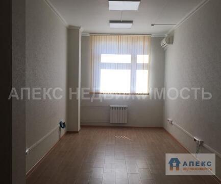 Аренда офиса 25 м2 м. Рязанский проспект в бизнес-центре класса С в . - Фото 1