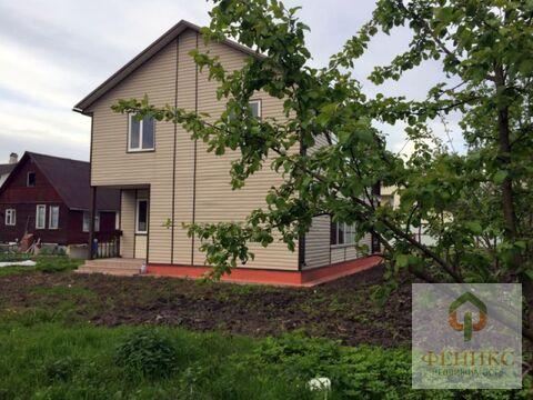 Зимний дом 10км. от Разметелево - Фото 1