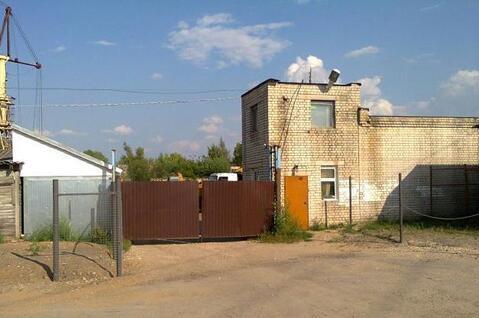 Продам производственно-складскую базу 1838 м2 на участке 0,75 га - Фото 1