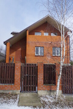 Продается жилой дом с газом село Бор - Фото 1