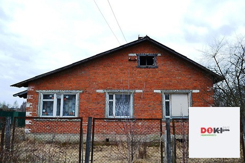 Дом в Егорьевском районе в д.Янино с центральными коммуникациями - Фото 2