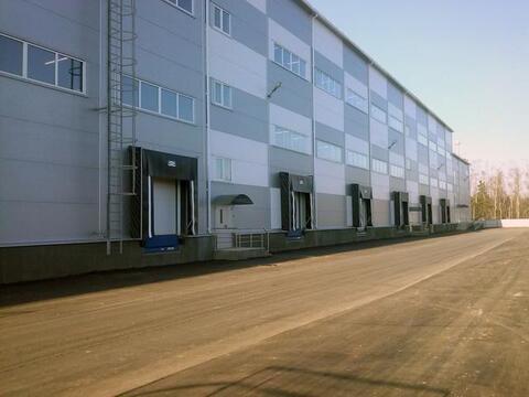 Складской комплекс класса в+ в Одинцовском р-не. 25 км. от МКАД - Фото 1