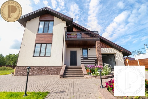 Дом п. Элита , ул. Рокоссовского - Фото 1