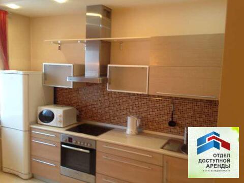 Квартира ул. Семьи Шамшиных 4, Аренда квартир в Новосибирске, ID объекта - 317603729 - Фото 1