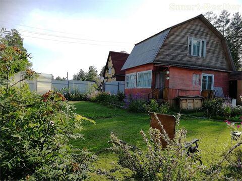 Продаю Дом (6сот,60м, СНТ), Иркутский р-н, 28 км Байкальского тракта - Фото 1