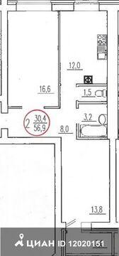 Продаю2комнатнуюквартиру, Тверь, Псковская улица, 4, Купить квартиру в Твери по недорогой цене, ID объекта - 320890195 - Фото 1
