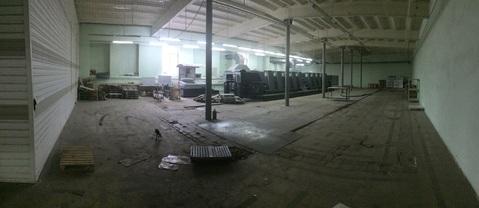 Производственное помещение, 2160 м2 м. Варшавская - Фото 5