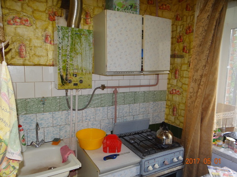 Продается 2 комнатная квартира в п. Энергетик на ул. Совхозная дом 4 - Фото 4