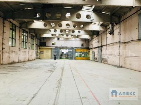 Аренда помещения пл. 1068 м2 под склад, м. Каширская в складском . - Фото 2