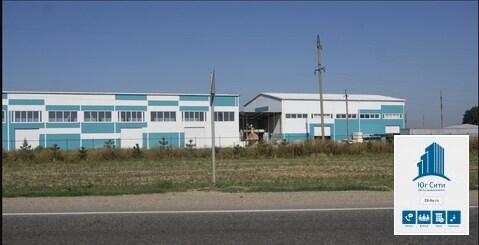 Продаётся складской комплекс в пригороде Краснодара - Фото 1