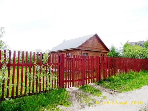 Продается новая дача на берегу Кольчугинского водохранилища (с112) - Фото 1