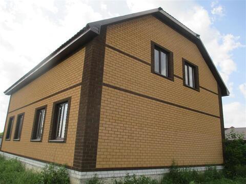 Продается коттедж по адресу: село Ленино, улица 1 Мая общей площадью . - Фото 2