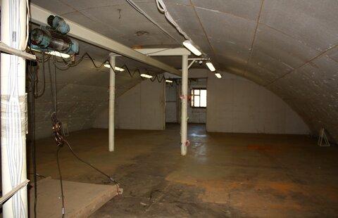 Двухэтажный ангар м. Пражская - Фото 2