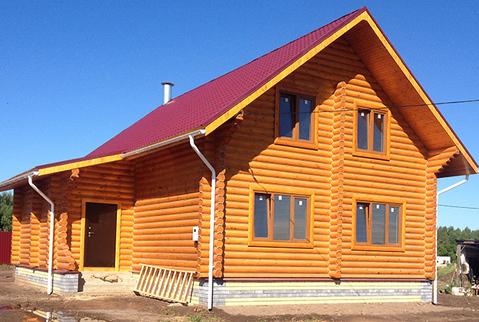 Новый коттедж в Березовке Богородского района - Фото 1
