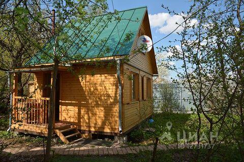 Дом в Москва Рязановское поселение, Стройиндустрия № 48 СНТ, (36.0 м) - Фото 1