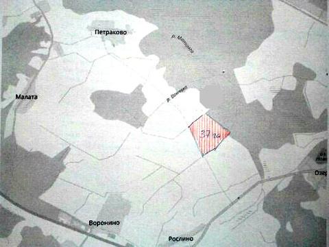 Зем.участок 37 Га (9 км от г. Череповца) - Фото 1