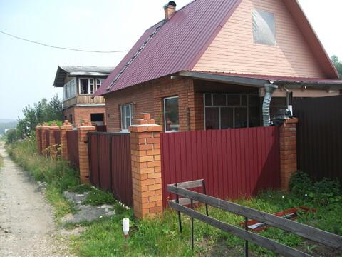 Кирпичный дом с участком 11 соток в Курганово - Фото 1