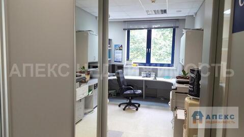 Аренда офиса 557 м2 м. Калужская в бизнес-центре класса А в Коньково - Фото 5
