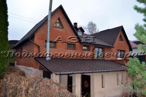 Калужское ш. 12 км от МКАД, Десна, Коттедж 350 кв. м - Фото 1