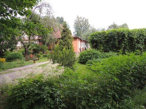 Продается часть дома на участке 14 соток в поселке Дружба, г.Мытищи - Фото 3