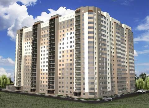 1-к квартира в новом доме на пр. Победы - Фото 1