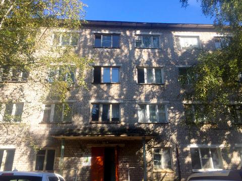 Продается комната в общежитии в Новом Савелово. - Фото 1